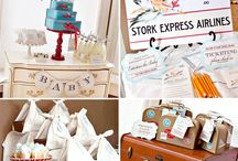 Baby shower / by Cassie Cass