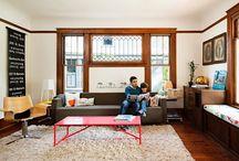 Sufragerie / Living - Idei Amenajare / Idei pentru amenajarea sufrageriei / livingului tau.