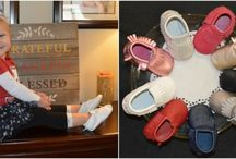 From Gabbys Closet / It's all about them Mocs  / by Tiffany Logan Tucker