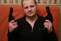 мои револьверы