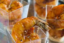 Out of the Sea / Inspiration and recipes for seafood dishes for catered events