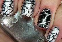 Nail Stamping design (Köröm nyomda díszítés) / by Nikolett Kvalka