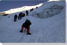 Peak Climbing and Mountaineering