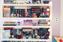 Shelfies & Home Libraries / Book shelves, Sunday Shelfies, home libraries and cosy reading nooks