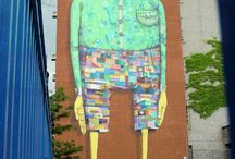 World of Urban Art : OS GEMEOS  [Brazil]