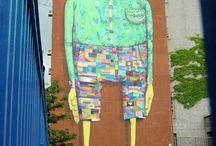 World of Urban Art : OS GEMEOS  [Brazil]