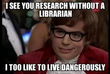 sjove biblioteksting