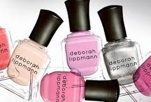 My Favorite Nails / Nail color by Deborah Lippman and Essie