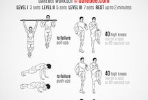 darebee workout military