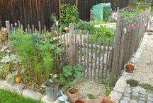Garten > Projekte > Zaun