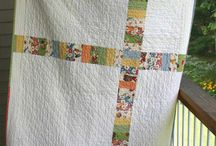 Quilt backing / by Ann Spenrath