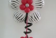 Monster High balloons decorated
