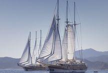 GRAND ADMIRAL / #cabincharter #yacht #bluevoyage www.cnlyacht.com