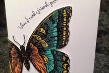 Vlinders en libelles