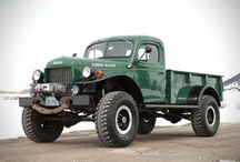 Purdy Trucks...Vans...Off Road Beasts... / For the love of the cargo room and bed... / by Charles Hubbell