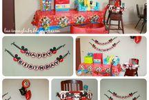Kid's Birthday Party Ideas / by Jennifer Newman