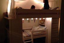 Victoria and Lillian's room