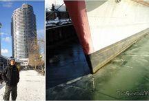 Toronto / Una gran ciudad con un entorno especial... #toronto