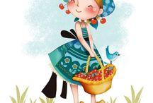 Illustrations : for children