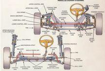 engineering car