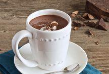 Hot chocolate / by Rhae Garcia