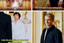 Sherlocked. / Sherlock Tv series