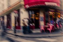 Sublimations of Paris / One of My Photography Series