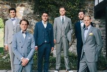 ~ Suits You, Sir!~  / Vintage Wedding fashion for Men