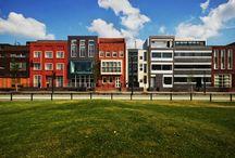 Enschede Roombeek / Foto's van de Enschedese cultuurwijk Roombeek