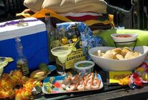 Jimmy Buffet Tail gate party / by Julie Foley