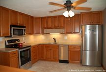 """Kitchens for Inspiration / Kitchen """"after"""" photos for inspiration for your next project."""