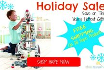 Holiday Sale / Save on the best baby, toddler, and preschooler products of the year.