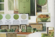 kitchen and living room wall color / by Jennie  Lyn Juliano