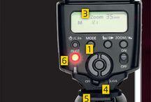 Flash photography tutorials