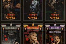 The Devil's Carnival Wallpapers