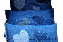 Creazione jeans