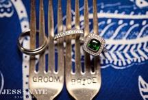 Inspiring Weddings-Getting Ready Details / Professional wedding photographs of details. / by Elizabeth Pruitt