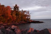 Upper Peninsula of Michigan / by Patricia Neeley