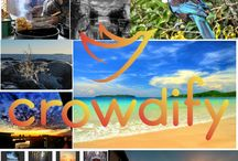 Networking with Crowdify/ Pinterest Group / Business minded peers helping one another to social media network to the great potential.