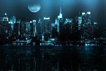 The Big City / by Kristy Boultinghouse Epley