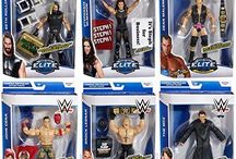 wwe elite figures