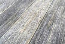 Back deck flooring