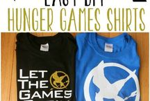 Hunger games / by Andy Men