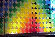 Decorações com balões circo / by Rosilene Pereira