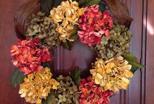 Wreaths & Other Door Art / Wreaths created by Craft Attitude artists and our friends and followers.