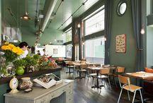 Larson Shores Restaurants / by Larson Shores Architects
