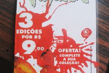 Mangá Vagabond / Promoção de hoje! 3 Edições do Mangá Vagabond por R$ 9,90. Acesse:http://goo.gl/4M1pvK