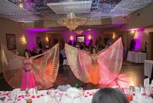 Entertainment for WEDDINGS / A variety of entertainment for weddings, bellydancers, samba dancers, Salsa, Merengue, Bachata, Capoeiristas.