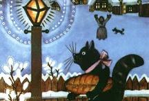 Russian illustration / Tales