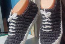 Schoenen haken